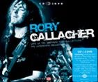 Rory Gallagher - Live At The Montreux Festival 1975 to 1994 (CD 2DVD)